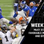 In the Mood for Fantasy Football Podcast: Start 'em or sit 'em for Week 1