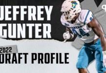 Jeffrey Gunter, Coastal Carolina LB | NFL Draft Scouting Report