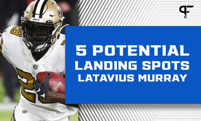 Latavius Murray Landing Spots: Baltimore, Miami, Tennessee among contenders