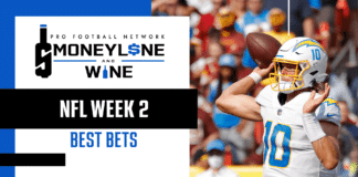 NFL Week 2 Best Bets: Player props, picks, and Monkey Knife Fight plays (Moneyline and Wine podcast)