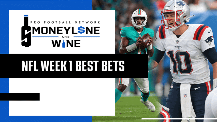 NFL Week 1 Best Bets: Player props, picks, and Monkey Knife Fight plays (Moneyline and Wine podcast)