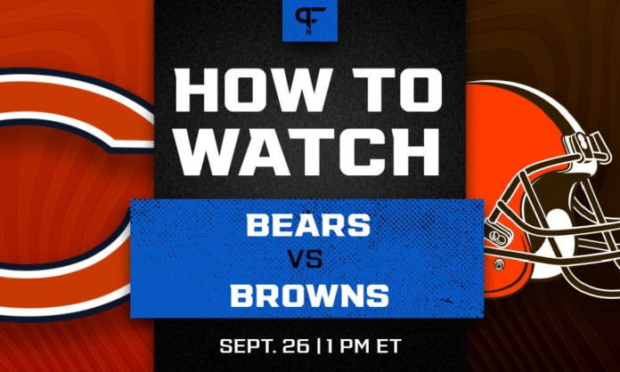 Bears vs. Browns prediction, odds, line, and how to watch the Week 3 game