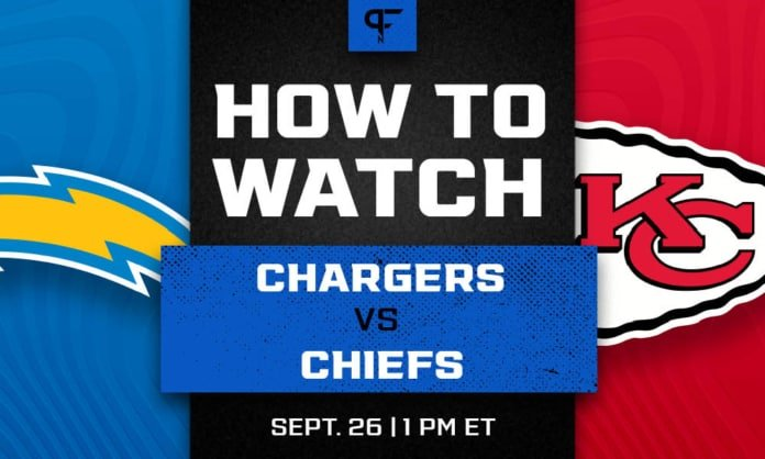Chargers vs. Chiefs odds, line, prediction, and how to watch the Week 3 game