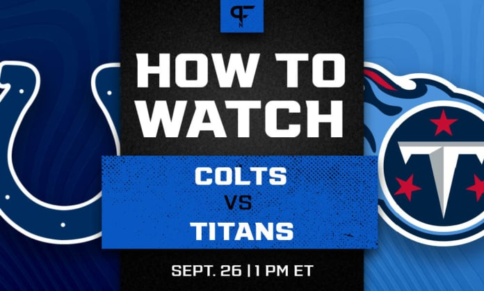 Colts vs. Titans prediction, odds, line, and how to watch the Week 3 game