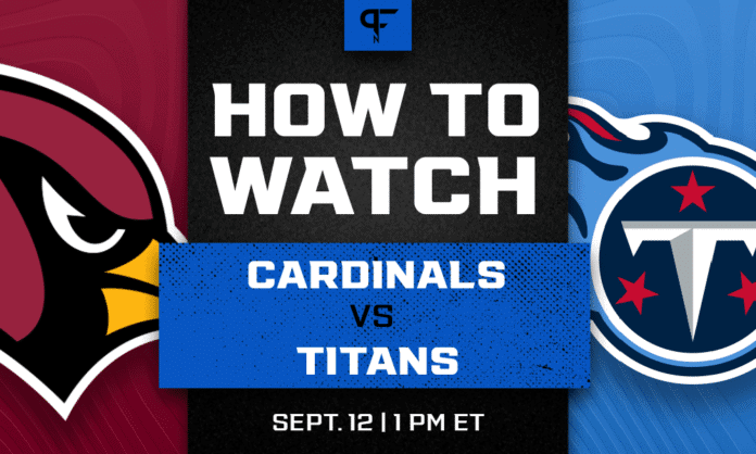 Cardinals vs. Titans prediction, how to watch, odds, and preview for Week 1