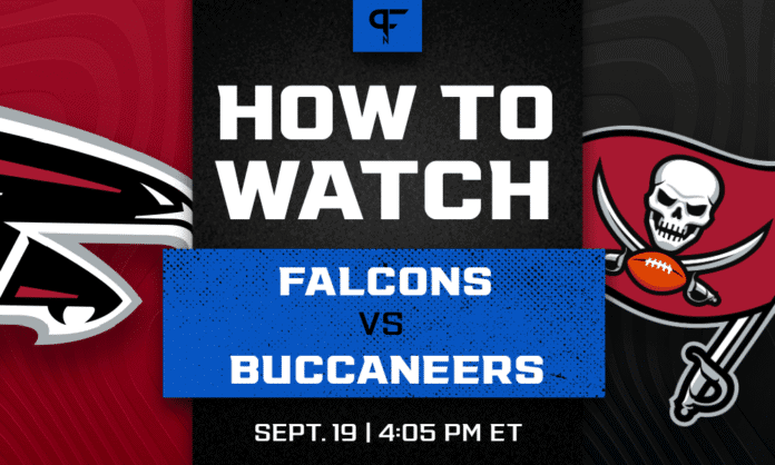 Falcons vs. Buccaneers odds, line, prediction, and how to watch the Week 2 game