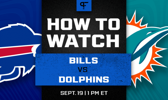 Bills vs. Dolphins odds, line, prediction, and how to watch the Week 2 game