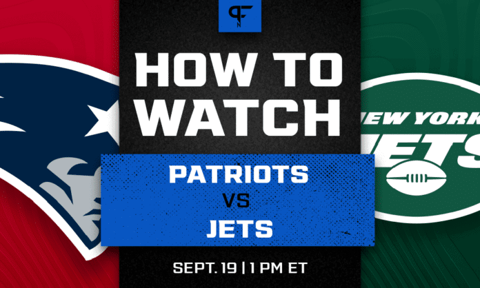 Patriots vs. Jets odds, line, prediction, and how to watch the Week 2 game