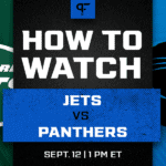 Jets vs. Panthers prediction, how to watch, odds, and preview for Week 1