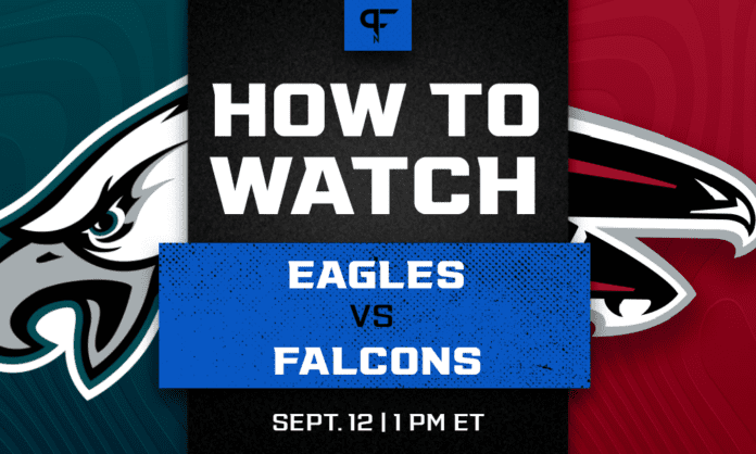Eagles vs. Falcons prediction, how to watch, odds, and game preview for Week 1