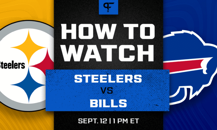 Steelers vs. Bills prediction, how to watch, odds, and game preview for Week 1