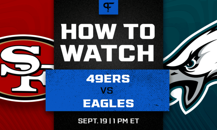 49ers vs. Eagles odds, line, prediction, and how to watch the Week 2 game