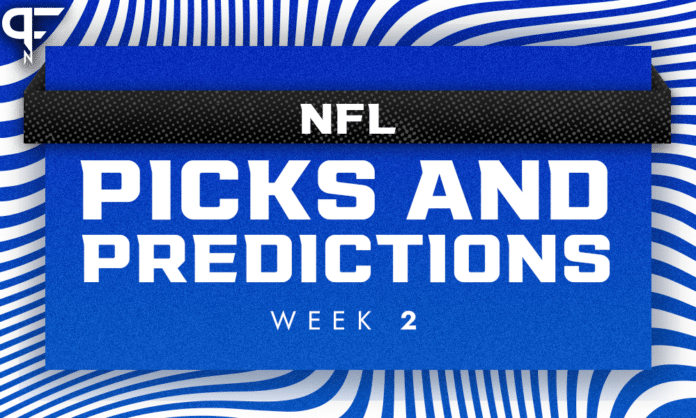 Free Week 2 NFL picks and predictions against the spread