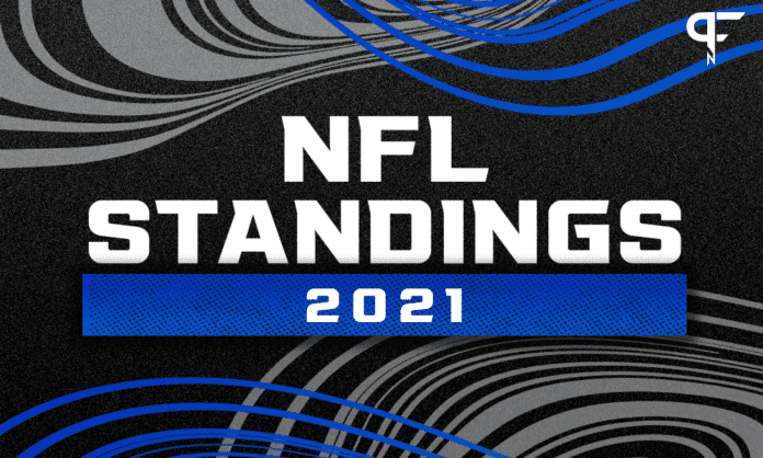 NFL Standings 2021: Division, Conference, Wild Card, and Playoffs