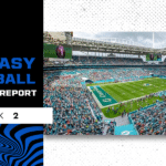 NFL Weather Report and Forecast Week 2: A chance of rain in Florida and Seattle