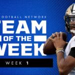 Week 1 NFL Team of the Week: Jameis Winston and Chandler Jones headline Week 1