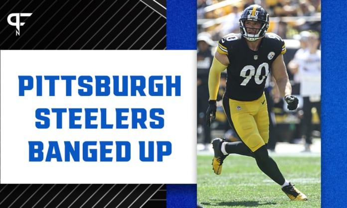 Pittsburgh Steelers' injury concerns extend well beyond T.J. Watt