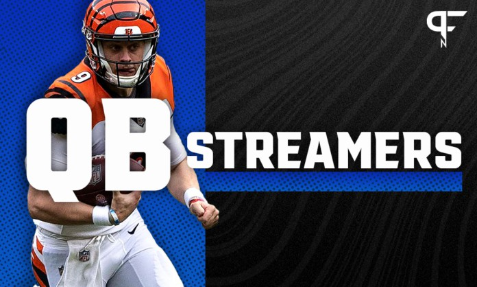 Fantasy Football QB tiers and streamers for Week 3