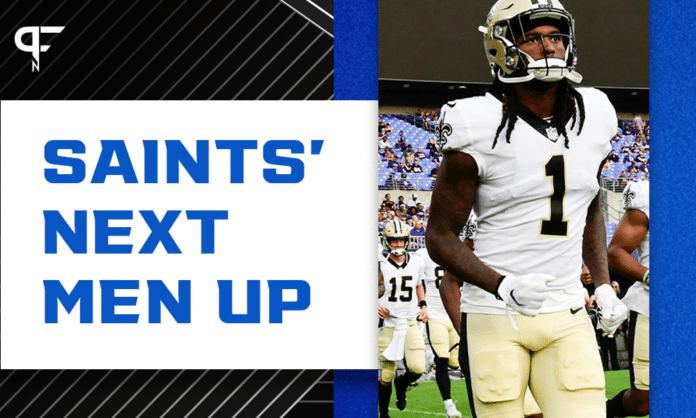 Insight into the New Orleans Saints' offensive game plan with Michael Thomas out five games