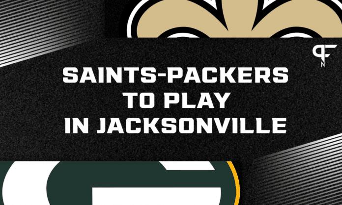 Saints-Packers to play Week 1 game in Jacksonville following Hurricane Ida