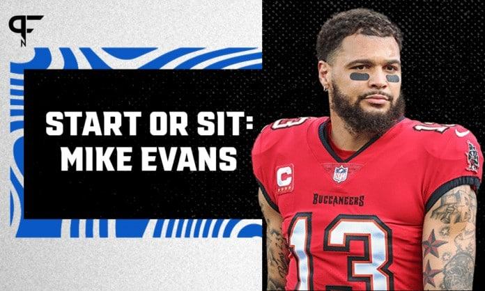 Mike Evans Start/Sit Week 2: Will he rebound after a Week 1 dud?