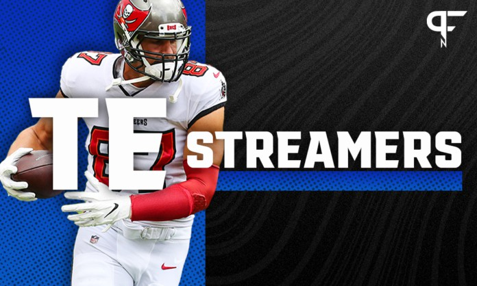 Fantasy Football TE tiers and streamers for Week 3