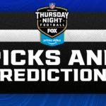 Giants vs. Washington picks, predictions against the spread for Thursday Night Football