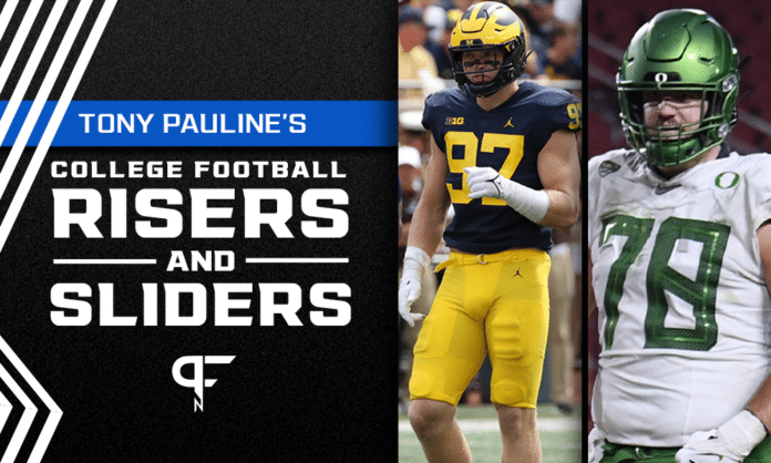 NFL Draft Stock Report: College football risers and sliders from Week 2 FBS action