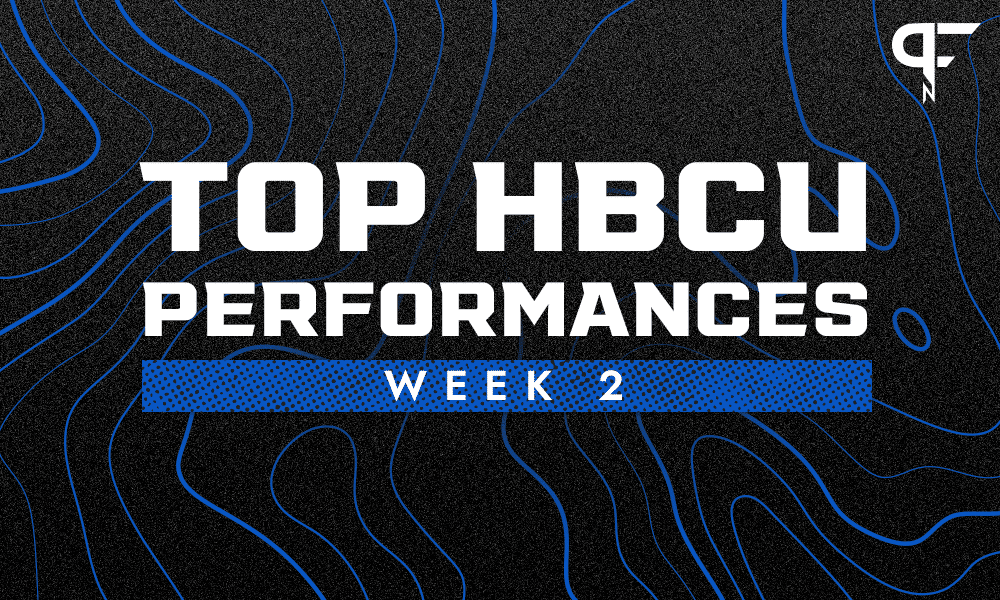 Top 5 HBCU performances from Week 2 in college football