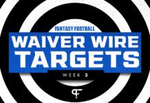 Fantasy Waiver Wire Week 3: Rondale Moore is a must-add in Week 3