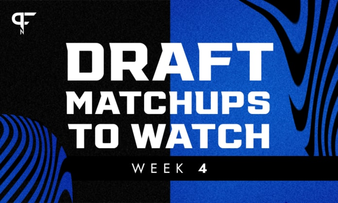 Week 4 college football prospects and matchups to watch