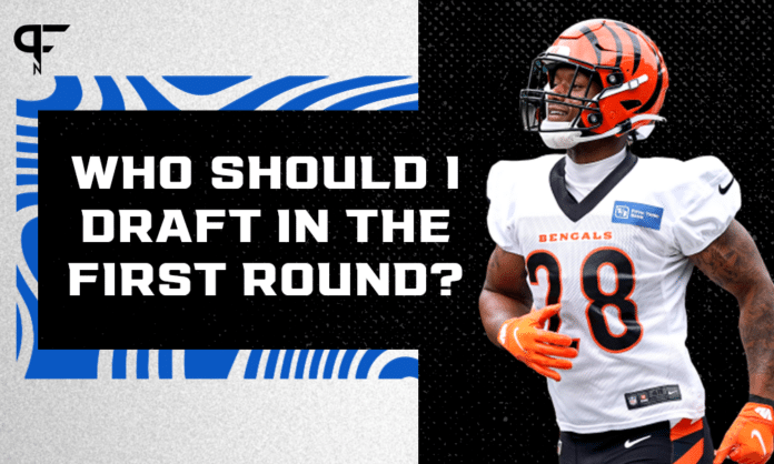 First-round fantasy football picks for your fantasy drafts in 2021