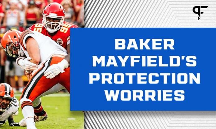 Cleveland Browns' injury woes extend far beyond Odell Beckham Jr.