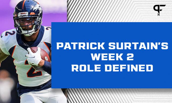 Denver Broncos defense: Surtain's Week 2 role defined, Chubb's status vs. JAX remains in doubt