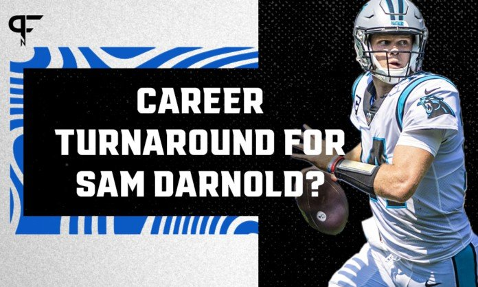 Why Carolina Panthers quarterback Sam Darnold is playing the best football of his career