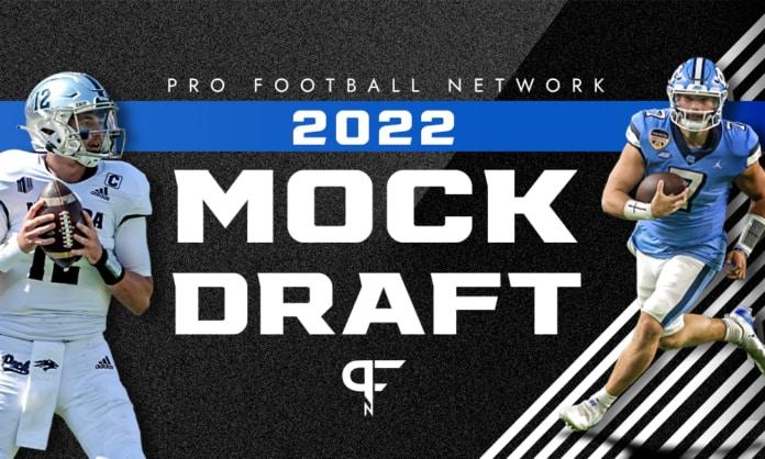 2022 NFL Mock Draft: Sam Howell, Malik Willis both taken in the top 10