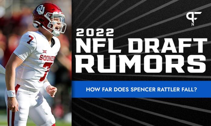 2022 NFL Draft Rumors: How far does Spencer Rattler fall?