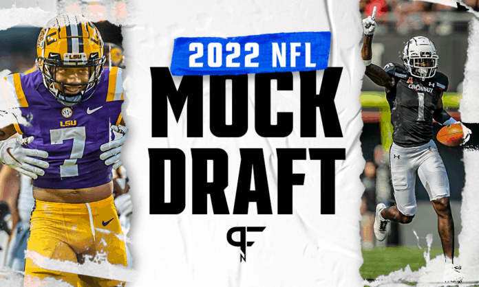 2022 NFL Mock Draft: One quarterback selected as defense dominates on Day 1