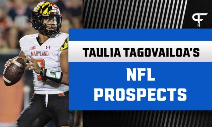 Can Maryland QB Taulia Tagovailoa follow the footsteps of brother Tua Tagovailoa?