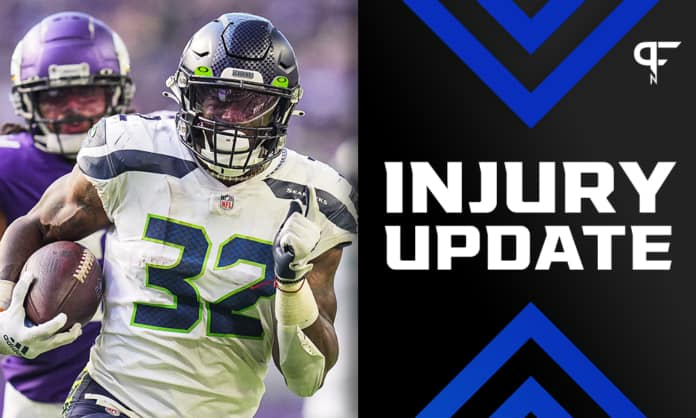 Chris Carson Injury Update: Can he or Alex Collins be a fantasy starter in Week 5?
