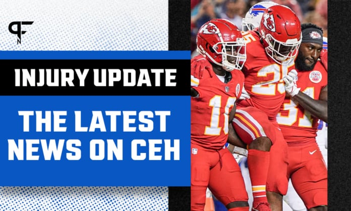 How long is Clyde Edwards-Helaire out? Injury timeline, return date, updates on Chiefs RB
