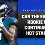 DeVonta Smith Start/Sit Week 6: Can the Eagles rookie WR continue his hot start?