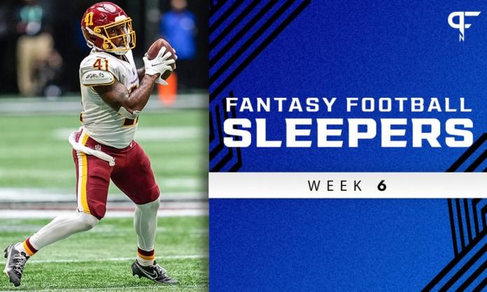 Week 6 Fantasy Sleepers: Darrel Williams, J.D. McKissic, Javonte Williams, and Trevor Lawrence