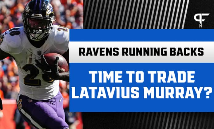Top Ravens RBs to Roster: Latavius Murray, Ty'Son Williams, Le'Veon Bell, or Devonta Freeman?