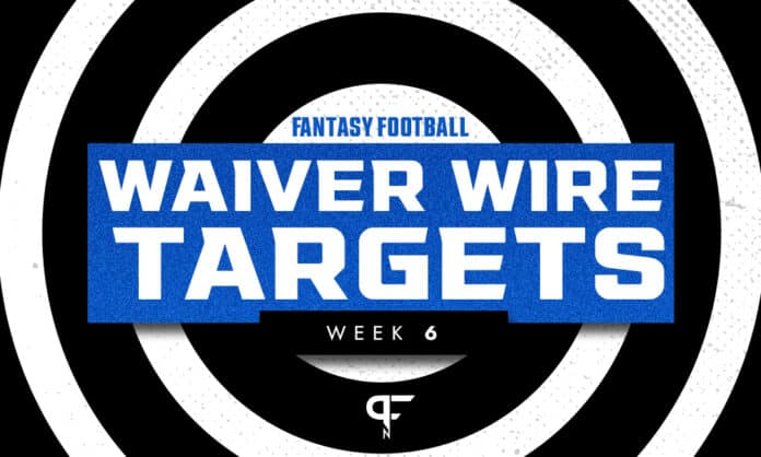 Fantasy Waiver Wire Week 6: Darrel Williams and Kadarius Toney top the list of recommendations