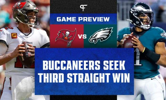 Tampa Bay Buccaneers vs. Philadelphia Eagles: Prediction, matchups for Week 6 Thursday night showdown