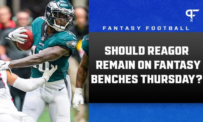 Jalen Reagor Start/Sit Week 6: Should he remain on fantasy benches Thursday night?