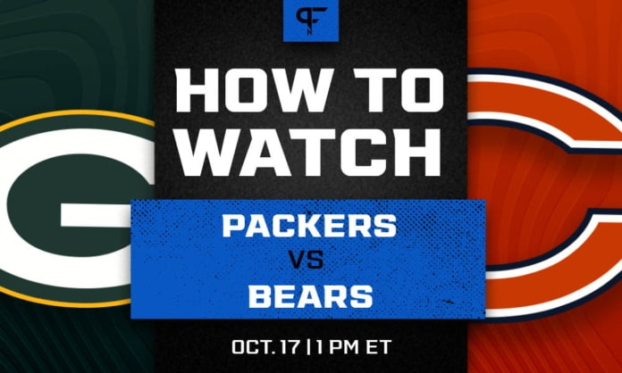 Packers vs. Bears prediction, pick, odds, and how to watch the Week 6 game