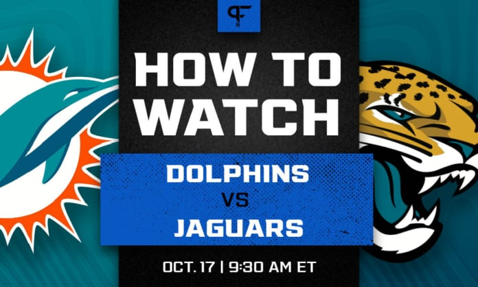 Dolphins vs. Jaguars prediction, pick, odds, and how to watch the London NFL game in Week 6