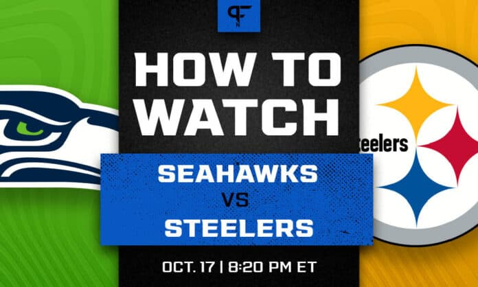 Seahawks vs. Steelers prediction, pick, odds, and how to watch the Sunday night game